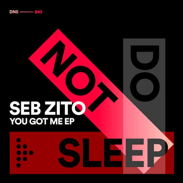 Seb Zito - You Got Me EP cover