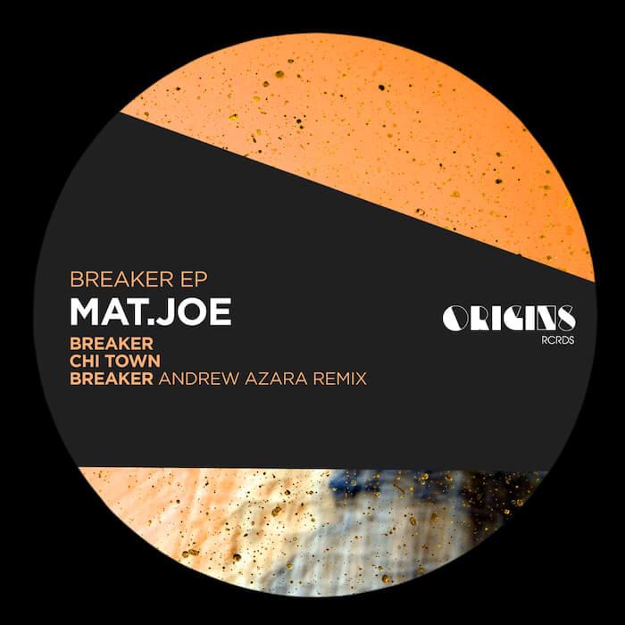 Mat.Joe - Breaker EP (Incl Andrew Azara Remix) cover