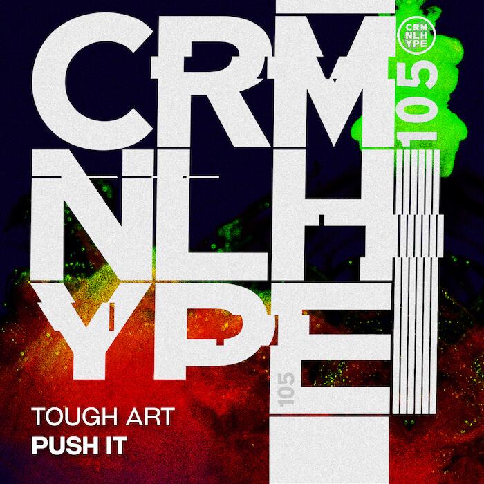 Tough Art- Push It EP cover