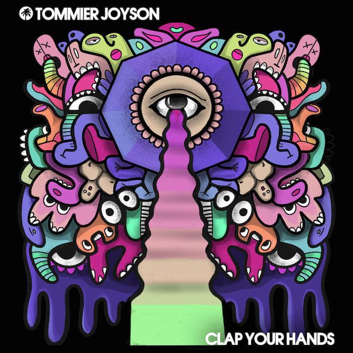 Tommier Joyson - Clap Your Hands (inc. East End Dubs Remix) cover