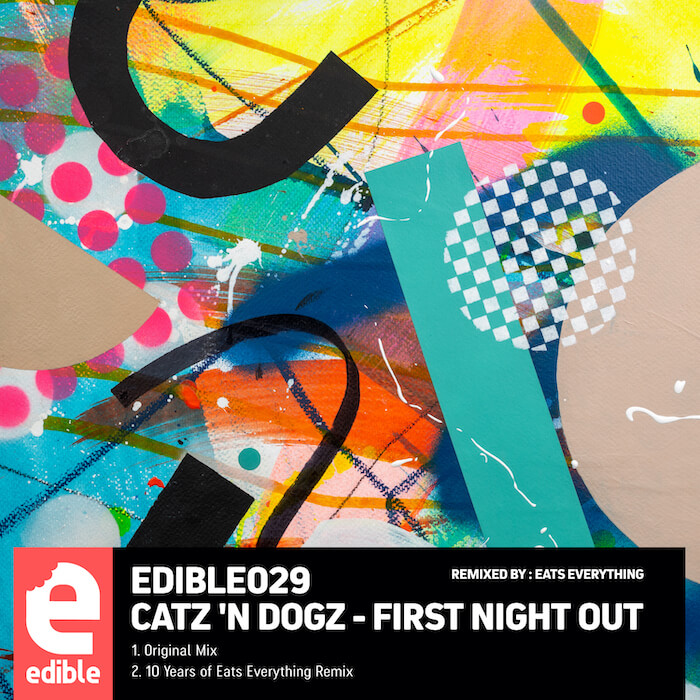Catz 'n Dogz - First Night Out (inc. Eats Everything Remix) cover