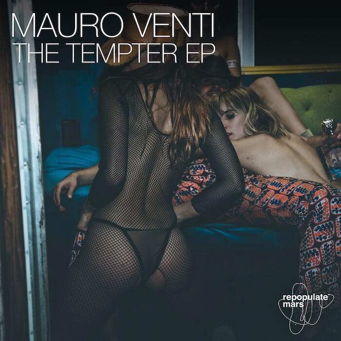 Mauro Venti - Tempter EP cover