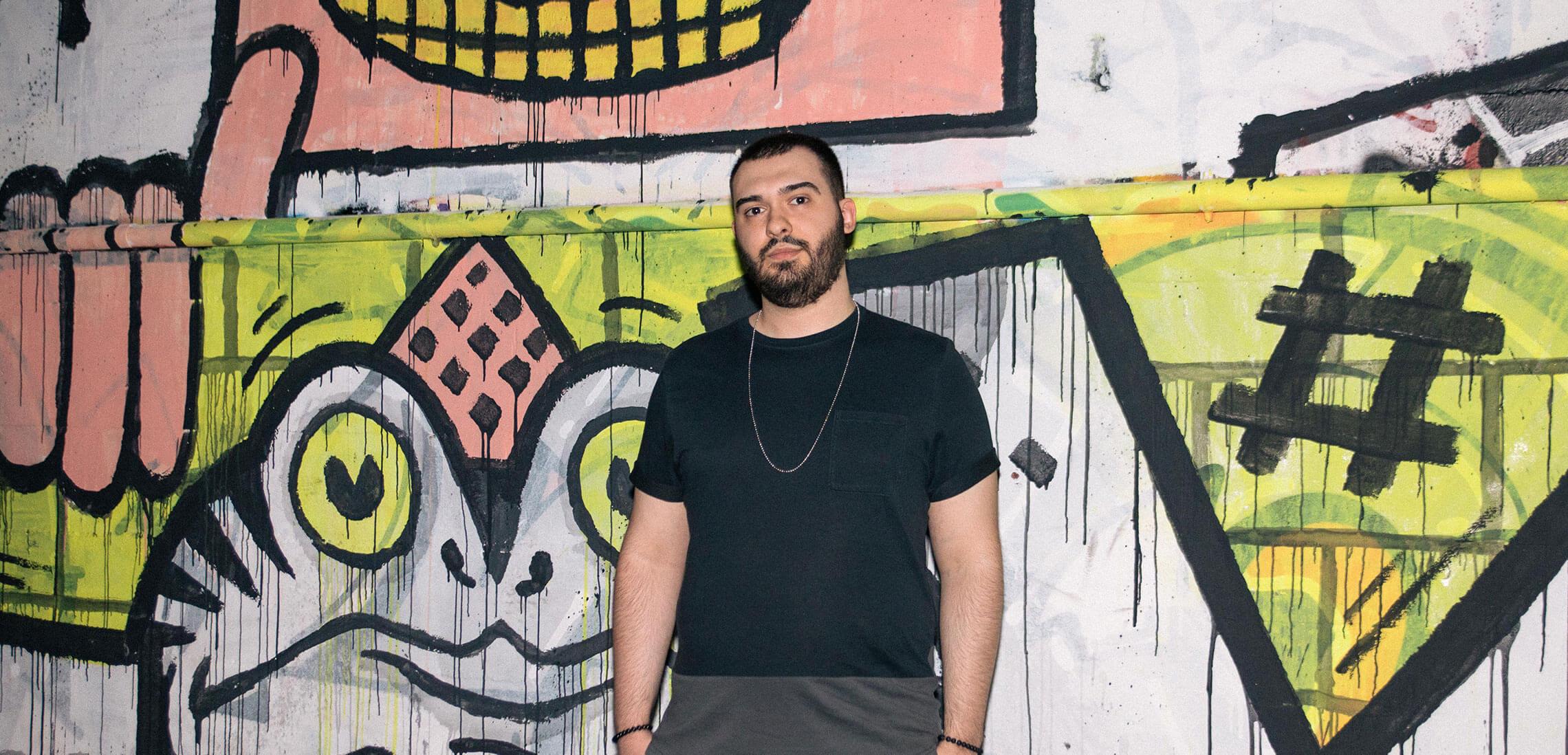Mauro Venti - Tempter EP hero