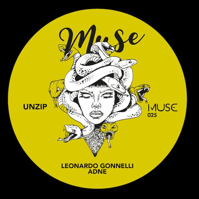 Leonardo Gonnelli, Adne - Unzip cover