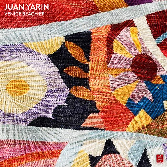 Juan Yarin - Venice Beach EP cover