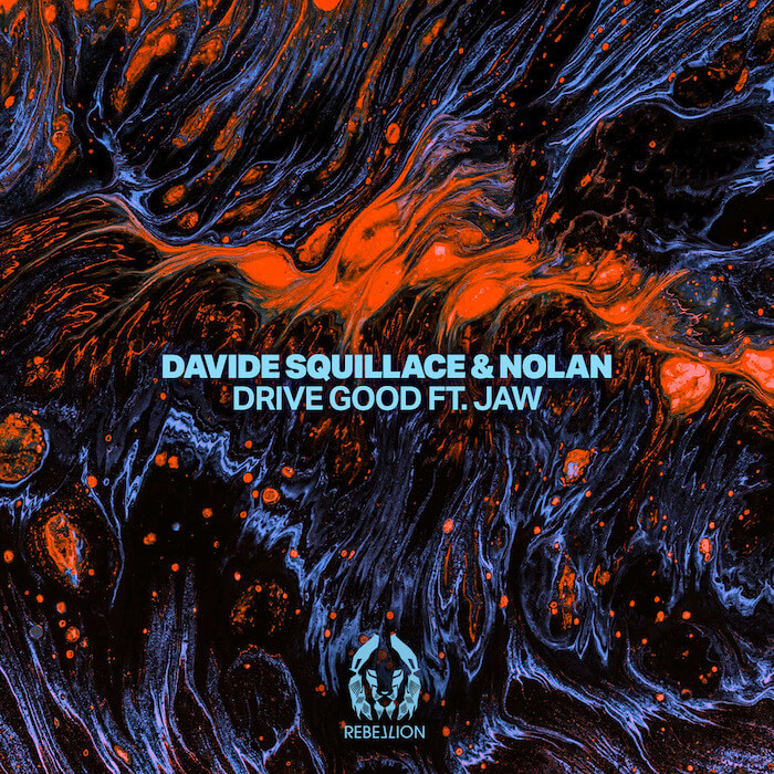 Davide Squillace & Nolan ft. Jaw - Drive Good cover