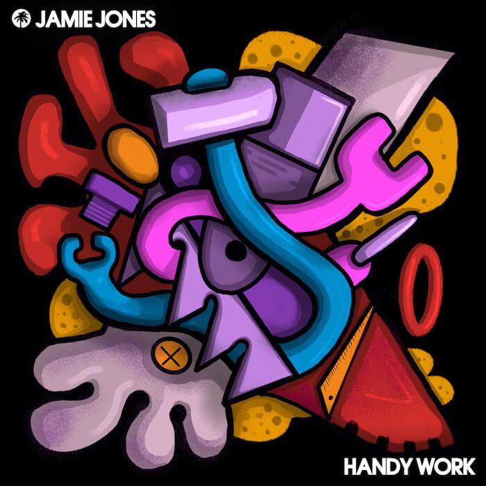Jamie Jones - Handy Work cover