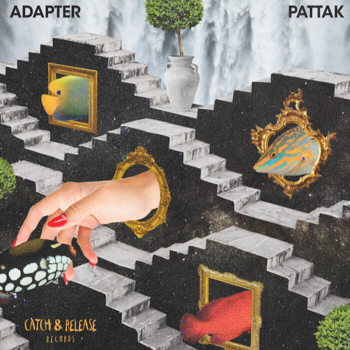 Adapter - Pattak cover