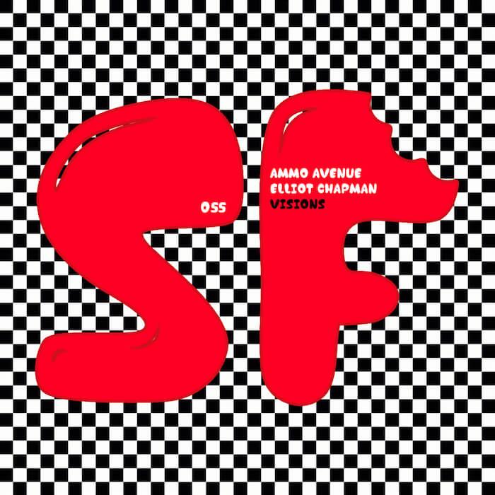 Ammo Avenue & Elliot Chapman - Visions cover