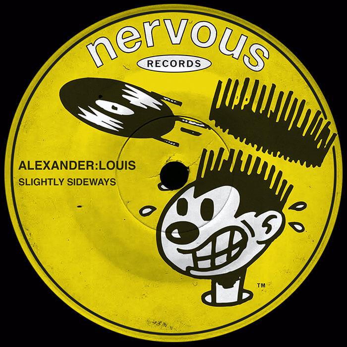 alexander:louis - Slightly Sideways EP cover